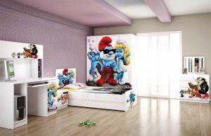 3D Genç Odası